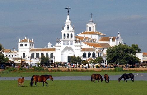 Ermita-El-Rocio